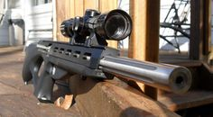 MR-22 Accelerator 22 magnum 9 round rifle