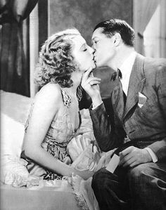 Jeanette MacDonald and Maurice Chevalier - I find it amusing that they managed to work so well together even though they couldn't stand each other!