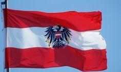 german austrian flag