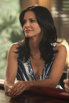 Courteney Cox - Friends and Cougar Town