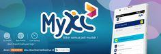 MyXL adalah aplikasi self-care untuk pelanggan XL dimana pelanggan dapat melakukan aktivitas seputar penggunaan kartu XL. MyXL dapat digunakan untuk melakukan isi ulang pulsa, beli paket, atau cek kuota internet, langsung dari ponsel atau tablet.