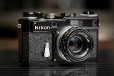 The Nikon SP 2005 Limited Edition Rangefinder by M Prince Photography on…