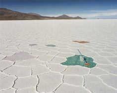 Scarlett Hooft Graafland, Domestic Marble, from series Salt Project, Bolivia Bolivia, Surrealism Photography, Space Photography, Photography Gallery, Creative Photography, Female Photographers, Landscape Photographers, Dutch Artists, Contemporary Photography