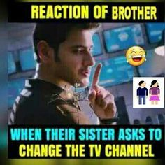 Same krte hai dono bhi😐 Brother And Sister Memes, Brother And Sister Relationship, Brother Birthday Quotes, Little Boy Quotes, Sister Quotes Funny, Brother Sister Quotes, Brother And Sister Love, Bff Quotes, Funny Quotes