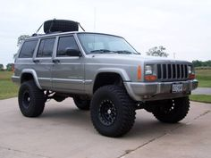 Best Jeep XJ Modifications | 2000 Jeep Cherokee Classic $10,000 Possible trade - 100060117 | Custom ...