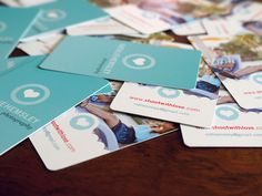 Business Cards for my wife - Natalie Hemsley Photography