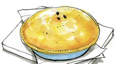 Recipe: Lindsey Bareham's rabbit pie   Times2   The Times & The Sunday Times