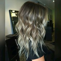 ASH BLONDE || ASH BROWN || WHITE || OMBRE || BALAYAGE || HIGHLIGHTS || SUMMER