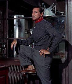 Le style Riviera par Cary Grant