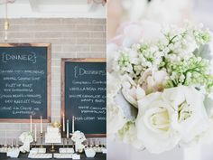 Gold Wedding Ideas by www.thevinesleaf.com || Photo Credit: www.aaronyoungphotography.com