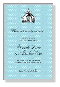 Birdcage Party Invitations by Mindy Weiss for Inviting Company - Invitation Box