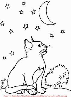 ausmalbilder katzenbabys 132 malvorlage katzen