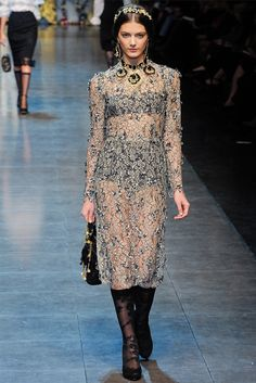 D Milan Fashion Week F/W 2012-13