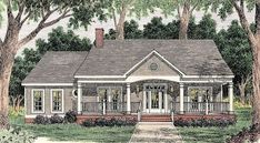 This 1 story Country features 1680 sq feet. Call us at to talk to a House Plan Specialist about your future dream home! Source by House Plans One Story, Ranch House Plans, Cottage House Plans, Best House Plans, Small House Plans, House Floor Plans, Story House, Farm House, Country Farmhouse Decor