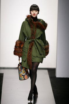 Carlo Tivioli at Milan Fashion Week Fall 2008 - Runway Photos