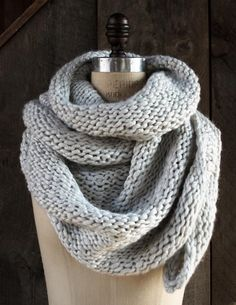 A perfect cosy knitted wrap/shawl for handspun yarn - the simple shape and stitch pattern will help celebrate the texture and beautiful colours in a handspun yarn! Moonstone Wrap | Purl Soho