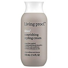 Living Proof - Nourishing Styling Cream  #sephora Love this stuff!! Especially here in Oklahoma in the humidity.