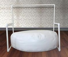 PVC pipe newborn photography backdrop stand