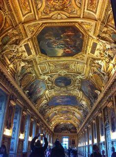 Hall of Mirrors, Versailles, Paris
