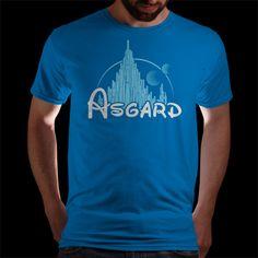 Asgard tshirt!! This is so cool!!