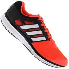 Tênis Adidas Duramo Elite Masculino Coral  Preto 3c42374f08be9