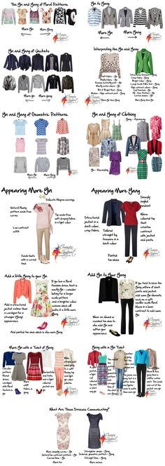Yin and Yang, Imogen Lamport, Wardrobe Therapy, Inside out Style blog, Bespoke Image, Image Consultant, Colour Analysis