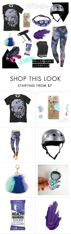 Junior roller derby lifestyle by Bout Betties on Polyvore featuring Aeropostale