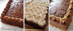 Klasične torte sa puno čokolade, orasima i lešnicima su uvek elegantan i dobar izbor u svakoj prilici. Ove torte nije teško napraviti uk... Chocolate Chip Cookies, Chocolate Cake, Torte Recepti, Serbian Recipes, Torte Cake, Classic Cake, Sweet Cakes, Shower Cakes, Let Them Eat Cake
