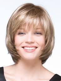 Image result for short hair with full fringe