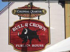 Bull & Crown Publick House - St. Augustine, FL
