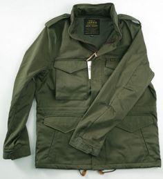 iron heart military jacket. www.dripcult.com