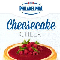 Get delicious holiday recipes + tips @ CheesecakeCheer.com from @Philadelphia Cream Cheese. #cheesecakecheer