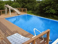 Intex Above Ground Pool Decks 16 x 32 intex pool deck around - google search | a outdoor