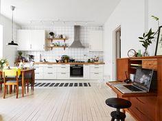 vintage estilo muebles diseño danes 50 60 mid century modern estilo danés de los 50  60 estilo Mad Men diseño danés muebles Decorar con amarillo y gris decoración nórdica vintage decoracion diseño interiores