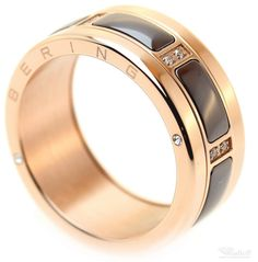 BERING jewelry women's Ring Arctic Symphony Collection 520-30-X4 + 503-35-X2 as