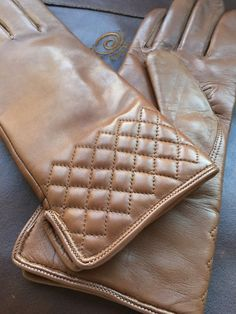 by #StrixArtAccessories #Women's #winter #gloves. #Leather gloves-gift for her #Italian #lambskin leather gloves-italian soft leather #elegant #fashion gloves Inside cotton.
