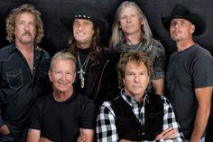 The Outlaws come to Blue Ocean Music Hall Sept. 24, 2014.