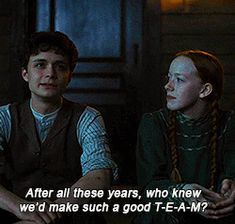 Gilbert Blythe, Anne Shirley, Series Movies, Tv Series, Jonathan Crombie, Gilbert And Anne, Amybeth Mcnulty, 20th Century Women, Anne White