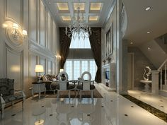 How To Polish Marble Floors Polished White Marble Floor Design Adorable Living Room Marble Floor Design Decoration
