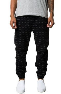 The Chino Pants in Black Multi