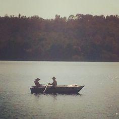 Romantica gita sul lago di Monate. Perche' no? #iduenoci www.bedandbreakfast-iduenoci.ir