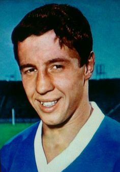 Rangers winger Willie Henderson in 1961.