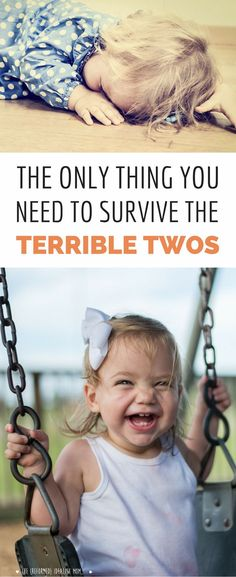 "Are your toddler's tantrums and meltdowns driving you crazy? This parenting tip might just save you. Fantastic advice for when your kids are going through the ""terrible twos""!"