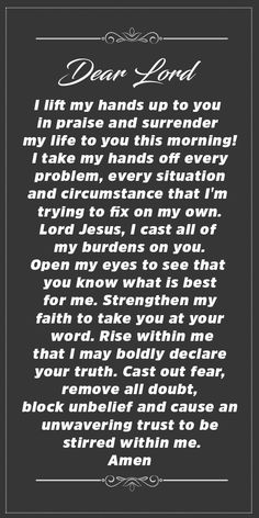 Your Life to God with this Powerful Prayer Deliver Your Life to God with this Powerful PrayerDeliver Your Life to God with this Powerful Prayer Prayer Scriptures, Bible Prayers, Faith Prayer, God Prayer, Prayer Quotes, Power Of Prayer, Bible Verses Quotes, Faith Quotes, Spiritual Prayers