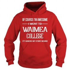 Waimea College T Shirts, Hoodies. Check Price ==► https://www.sunfrog.com/Names/Waimea-College-Red-Hoodie.html?41382