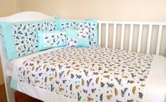 Bunny baby bedding rabbit baby quilt bunny by Tinytoadcreations