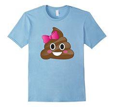 b1af81419dc7 Emoji Poop Shirts