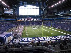 Indianapolis Colts Stadium