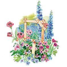 Garden Web Site
