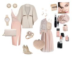 """Pink so beautiful!!!"" by italianka on Polyvore featuring мода, C/MEO COLLECTIVE, Chicwish, River Island, Jimmy Choo, Glam Cham, Calvin Klein, Nicopanda, Kate Spade и Bloomingdale's"